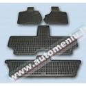 Chrysler Voyager IV 2001 → 2006 7 sėdynės Guminiai kilimėliai su borteliais