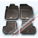 Citroen C2 2003 → 2009 be vietos gesintuvui Guminiai kilimėliai su borteliais
