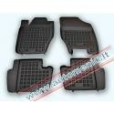 Citroen C4 I 2004 → 2010 su vieta gesintuvui Guminiai kilimėliai su borteliais