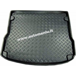 Audi Q5 2008 → Bagažinės kilimėlis su borteliais