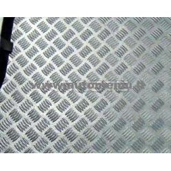 Bagažinės kilimėlis NISSAN PATHFINDER 2 sedynes 2005-
