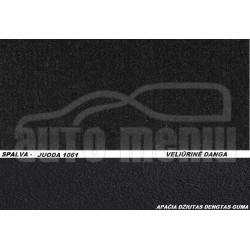 BMW X6 E71 2008 → Bagažinės Medžiaginis veliūrinės dangos kilimėlis