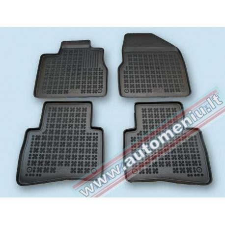 Nissan Murano 2003 → Guminiai kilimėliai su borteliais