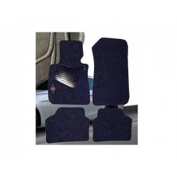 BMW 3 E90 / E91 2005 → Medžiaginiai standartinės dangos kilimėliai