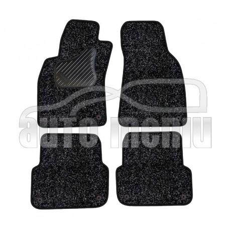 Tekstiliniai standartinės dangos kilimėliai Audi A6 2005-2011