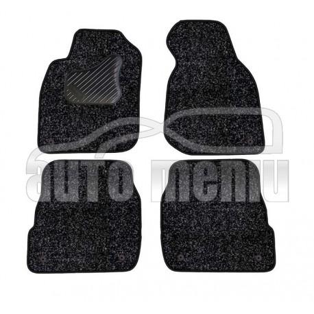 Tekstiliniai standartinės dangos kilimėliai Audi A6 1997-2004