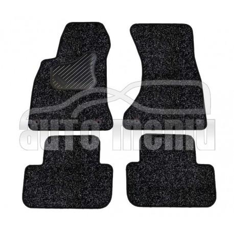 AUDI A4 (B8) 2008 → Medžiaginiai standartinės dangos kilimėliai