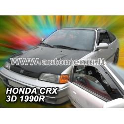 HONDA CRX 1988-1991 3 durų, priekinėms durims