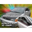 HONDA CRX 3 durų 1988 → 1991 Vėjo deflektoriai priekinėms durims