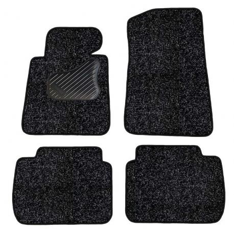 Tekstiliniai standartinės dangos kilimėliai BMW 3 E46 1998-2005