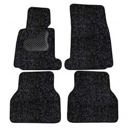 Tekstiliniai standartinės dangos kilimėliai BMW 5 E-39 1996-2003