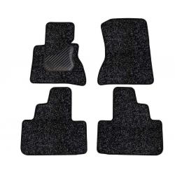 Tekstiliniai standartinės dangos kilimėliai BMW X3 E83 2003-2006