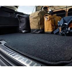TOYOTA URBAN CRUISER 2008 → Bagažinės medžiaginis standartinės dangos kilimėlis