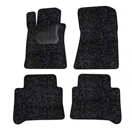 Tekstiliniai standartinės dangos kilimėliai Mercedes-Benz E W211 2002-2009