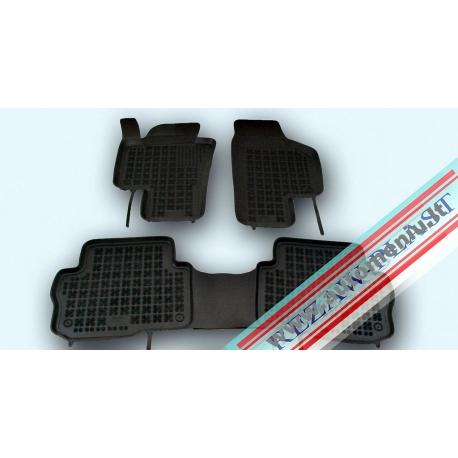 Seat Alhambra 2010 → 5 sėdynės Guminiai kilimėliai su loveliu