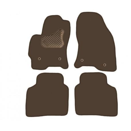 Tekstiliniai standartinės dangos kilimėliai Ford Mondeo 2001-2006