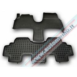 Lancia Phedra 2002 → 2010 Guminiai kilimėliai su borteliais