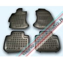 Subaru Forester IV 2013 → Guminiai kilimėliai su loveliu