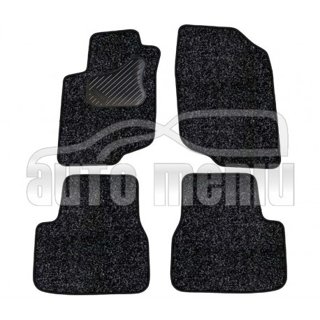 Tekstiliniai kilimėliai Peugeot 207 2006-2012