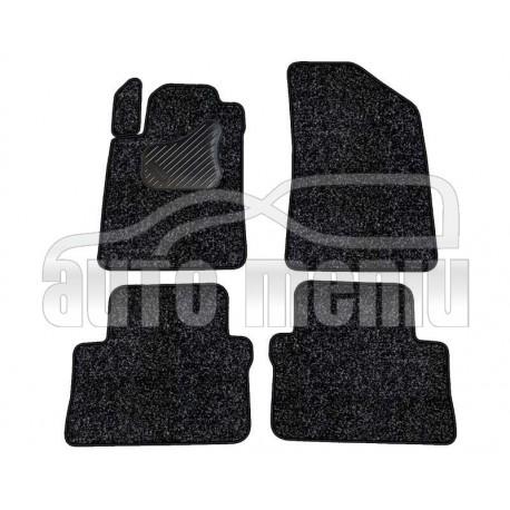 PEUGEOT 508 2010 → Medžiaginiai standartinės dangos kilimėliai