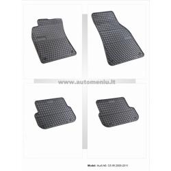 Audi A6 2006 → 2011 Guminiai kilimėliai