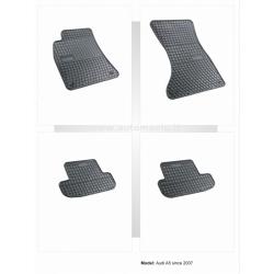 Audi A5 2007 → Guminiai kilimėliai