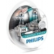 Philips lemputės 60/55W 12V H4 Philips X-treme Vision + 130%