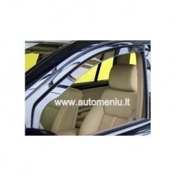 SEAT IBIZA 6J 5 durų 2008 → Langų vėjo deflektoriai priekinėms durims