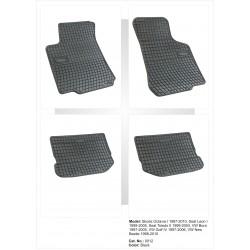 Volkswagen Bora 2003 → Guminiai kilimėliai