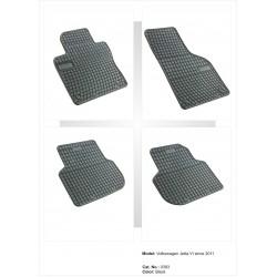 Volkswagen Jetta VI 2011 → Guminiai kilimėliai