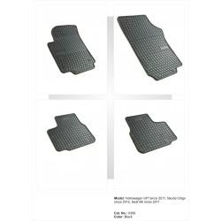 Volkswagen Up! 2011 → Guminiai kilimėliai
