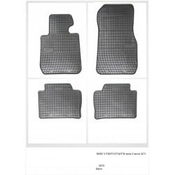 BMW 3 F30/F31/F34/F35 2011 → Guminiai kilimėliai