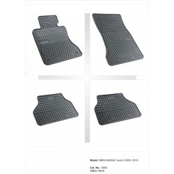 BMW 5 E60/E61 2003 → 2010 Guminiai kilimėliai