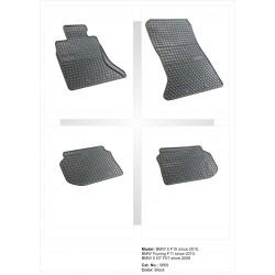 BMW 5 GT F07 2008 → Guminiai kilimėliai