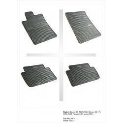 Citroen C5 I 2001 → 2004 Guminiai kilimėliai