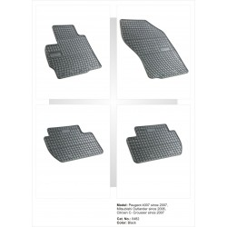 Citroen C-Crosser 2007 → Guminiai kilimėliai