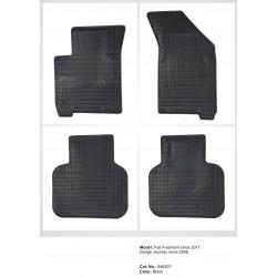 Fiat Freemont 2011 → Guminiai kilimėliai