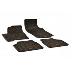 Opel Meriva 2010 → Guminiai kilimėliai