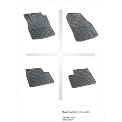 OPEL Astra III H 2004 → Guminiai kilimėliai
