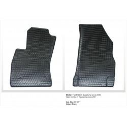 OPEL Combo D 2 vietos 2011 → Guminiai kilimėliai
