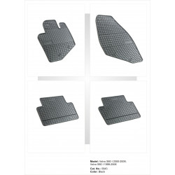 VOLVO S80 1998 → 2006 Guminiai kilimėliai