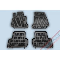Mercedes W205 C-Klasa 2014 → Guminiai kilimėliai su borteliais