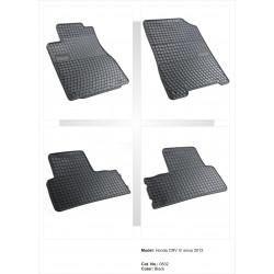 Honda CRV IV 2012 → Guminiai kilimėliai