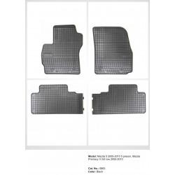 Mazda 5 2005 → 2010 5 vietos Guminiai kilimėliai