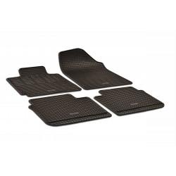 Hyundai Elantra 2011 → (black) Guminiai kilimėliai