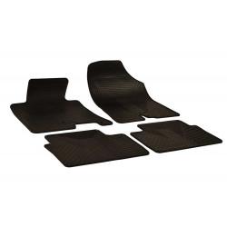 Hyundai i30 2012 → (black) Guminiai kilimėliai