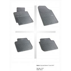 Hyundai Elantra V 2010 → Guminiai kilimėliai