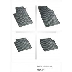 Hyundai i10 2007 → 2013 Guminiai kilimėliai