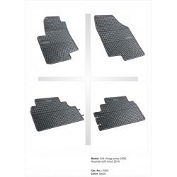 Hyundai ix20 2010 → Guminiai kilimėliai