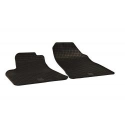 Peugeot Partner 2008 → Guminiai kilimėliai priekiniai